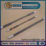 Tipo elemento de Rod do carboneto de silicone, calefator do SIC Rod