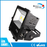 IP65 Bridgelux COB Outdoor 100W LED Flood Light