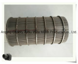 Type inversé conique de tube de fente de fil de cale