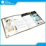 A4 Full Color Catalogue PrintingおよびPrinting Service