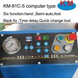 동 아시아를 위한 유압 주름을 잡는 기계 Km 91c 6