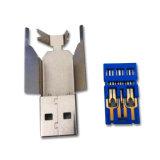 USB 3.1 un type connecteur masculin