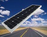 40W a intégré tous dans un réverbère solaire de DEL avec le lumen élevé