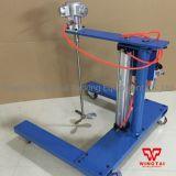 capacidad 250kg con el tipo rodado mezclador de la elevación de aire para la línea de pintura