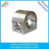 Части заливки формы, части алюминиевой отливки, части отливки цинка, часть CNC
