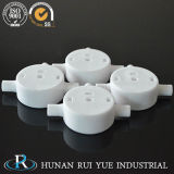 Disco di ceramica dell'allumina di purezza di Higy della valvola a disco dell'allumina inossidabile di ceramica del colpetto