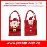 Bolso promocional de las mujeres del bolso de la Navidad de la decoración de la Navidad (ZY14Y134-1-2-3)