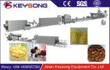 Cereais de pequeno almoço dos flocos de milho que fazem a linha de produção da máquina