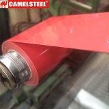 최신 담궈진 색깔 PPGI는 직류 전기를 통한 강철을 Prepainted