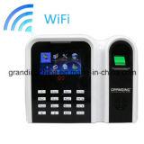 De Lezer van de Opkomst van de Tijd van de vingerafdruk met Ingebouwde WiFi (Q2-C/WiFi)