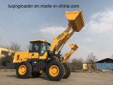 Caricatore di scavatura del motore 3t del Wei Chai