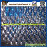 고품질 알루미늄 장식적인 확장된 금속 철망판