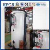 Vertikales Type Single Drum 200kg Residential Diesel Boiler