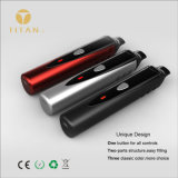 La Cina 2014 Wholesale Factory Price Wax Vaporizer Dry Herb Titan 1 Vaporizer in Stock