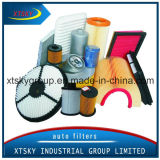 Xtskyの高品質の中国製自動石油フィルター15208-02n01