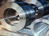 Boucle de pièce forgéee de tube de pièce forgéee d'acier de forge pour le pouvoir thermique