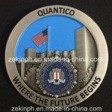 미국 군 공장 주문 도전 동전