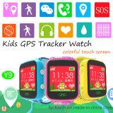 GPS, der Einheit aufspürt, scherzt GPS-Uhr mit 1.44 '' buntem Bildschirm (Y9)