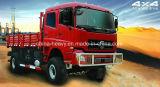 Venta caliente Dongfeng 4X4 camión todoterreno