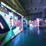 Hohe Definition, farbenreiche P10 SMD (Scan 4) LED-Innenbildschirmanzeige/Bildschirm