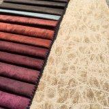 strickender Samt 100%Polyester mit dem schauenden und einfach Leder zu säubern (JL001)