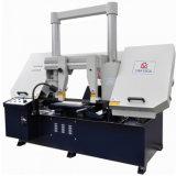 De nieuwe Zagende Machine Om metaal te snijden van de Band van de Kolom van China Op zwaar werk berekende Dubbele Horizontale (GH4240)