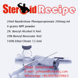 (NPP 100) Oil-Based injizierbarer flüssiger Nandrolone Phenypropionate 200mg/Ml Durabolin