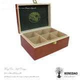 Hongdao personifizierte hölzernen Geschenk-Kasten für Tee _E