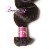 Sein kann gefärbtes unverarbeitete Jungfrau-malaysisches loses Wellen-Haar
