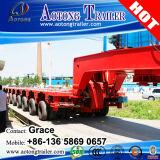 Rimorchio modulare di sollevamento idraulico di Goldhofer di trasporto pesante della strumentazione della Cina sulla vendita