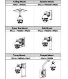 Cámara del IP de la red PTZ del laser de Dahua 4k 30X (SD6AL830V-HNI)