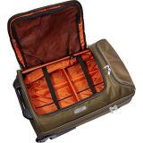 La qualità ha spinto il grande sacchetto dei bagagli del Duffle di svago di corsa di capienza del carrello