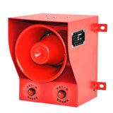 De industriële Hoorbare en Visuele Regelbare Sirene van het Alarm van de Waarschuwing