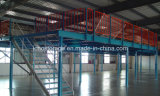 Armazém Heavy Duty construção de armazenamento plataforma de metal