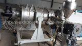 Linha 110-315mm da extrusão da tubulação da pressão da fonte de água do PE do HDPE