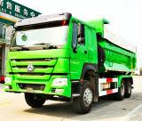 Kipper, 20-30 Ton van de Kipwagen van Sinotruk HOWO, de Vrachtwagen van de Kipper
