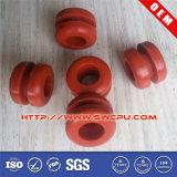 Ilhós de borracha vermelhos de NBR/EPDM com algum tamanho para peças de automóvel