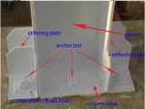 Viga soldada continua del arco sumergido H de la alta calidad (H-001)