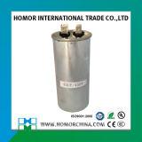 Petróleo redondo da caixa do metal dos capacitores Cbb65 Running - enchido