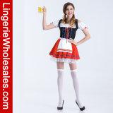 Costume девушки пива сексуальных женщин немецкий баварский для Oktoberfest