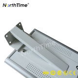 Solare esterno Integrated di illuminazione di APP LED del telefono alimentato