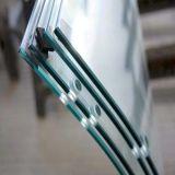 La glace de flotteur claire/a teinté glace en verre/r3fléchissante/verre feuilleté/miroir/glace en verre/Tempered figure avec la qualité