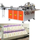 Machine à emballer multi de papier de soie de soie faciale de paquets