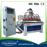 Машина маршрутизатора CNC головок шпинделей 3 конкурентоспособной цены Multi для сбывания