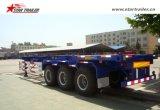 20 40 Behälter-Transport-Chassis-Schlussteil mit Skeleton Typen