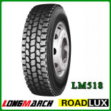 Longmarch Brand Tubeless Truck Tire (11R22.5, 295/75R22.5)