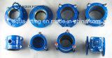 Protezione di estremità duttile dei Di del ferro per il tubo del PVC