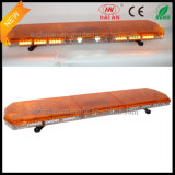 Amber Dome LED Lightbar met Spotlights voor Public Safety