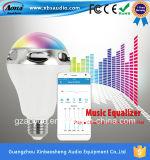 Lampadina APP Bluetooth dell'altoparlante controllato senza fili del LED