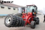 Wolf 1t Zl10 Small Loader, Chargeur frontal avec moteur Yanmar